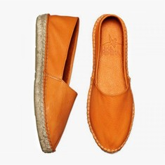 SIENNA  Calf Leather  Espadrilles