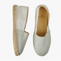 OFF WHITE  Multi Leather  Espadrilles