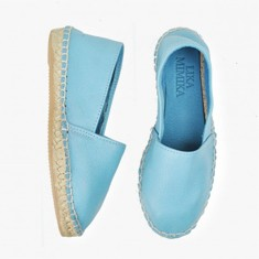 JEWEL  Organic Calf  Kids Espadilles