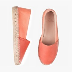 SUNRISE  Calf Leather  Espadrilles
