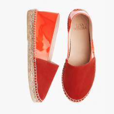 KOLIBRI  Multi Leather  Espadrilles