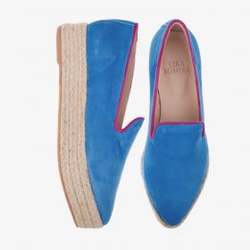 PERSIAN BLUE  Plateau Loafer