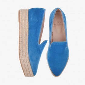 PERSIAN BLUE  Plateau Loafer