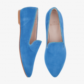 PERSIAN BLUE  Flat Loafer