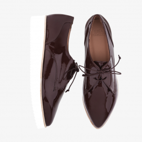PRALINE  Oxford Lace Up