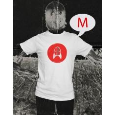 Rocket + Wink Logo Shirt - Weiss (Size: M)
