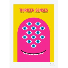 Thirteen Senses by Rocket + Wink