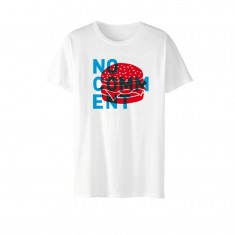 Rocket vs Wink: No Comment Shirt (Size: M)