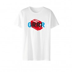 Rocket vs Wink: GRRR Shirt (Size: L)