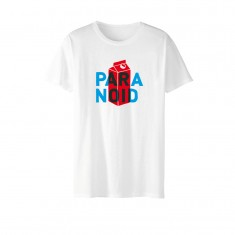 Rocket vs Wink: Paranoid Shirt (Size: L)