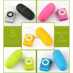 Wireless Remote Control Vibrating Egg Sex Vibrator Adult Sex toys for Woman 5 Colors