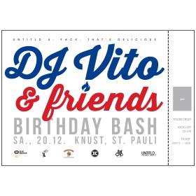 DJ Vito + friends