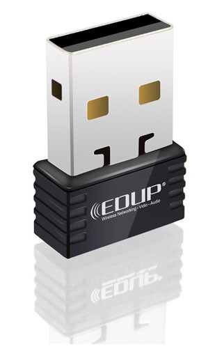 EDUP 2in1 Mini 150Mbps USB WiFi Adapter / AP Access Point