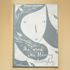 Alina Vergnano THE WIND WAS BLOWING STRONGLY - 2ND ED. illustrated book