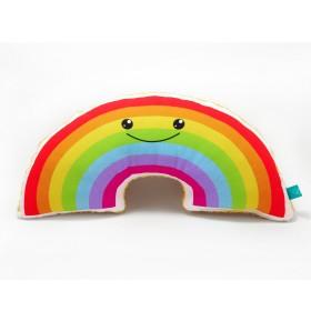 Regenbogenkissen
